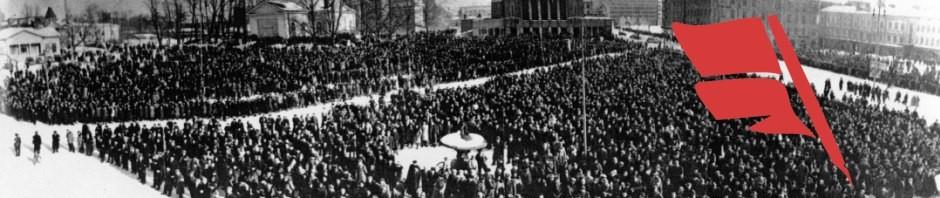 Työväen historian ja perinteen tutkimuksen seura   –   The Finnish Society for Labour History